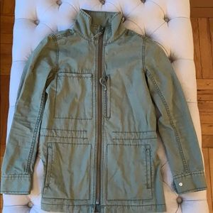 Madewell surplus jacket style c3394 xs